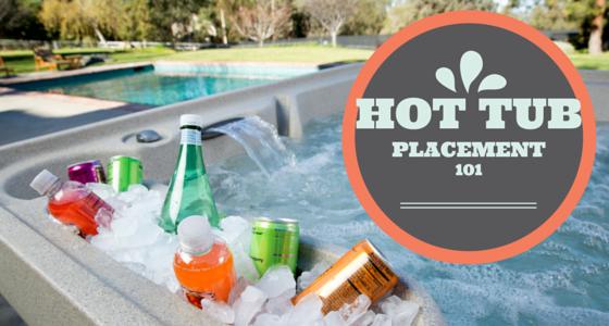 hot tub foundation