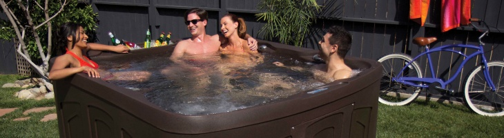 4 Advantages of Owning a Plug In Hot Tub